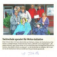 WP Spende Yachtschule